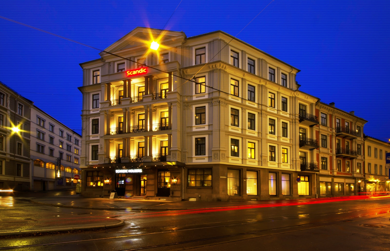 scandic holberg hotel oslo scandic hotels. Black Bedroom Furniture Sets. Home Design Ideas
