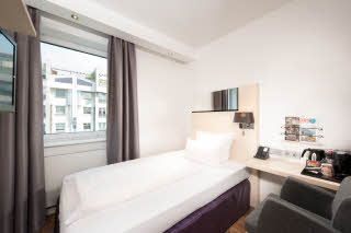 Room of Scandic Berlin Kurfürstendamm hotel