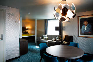 Scandic Bakklandet, Trondheim, room, junior suite