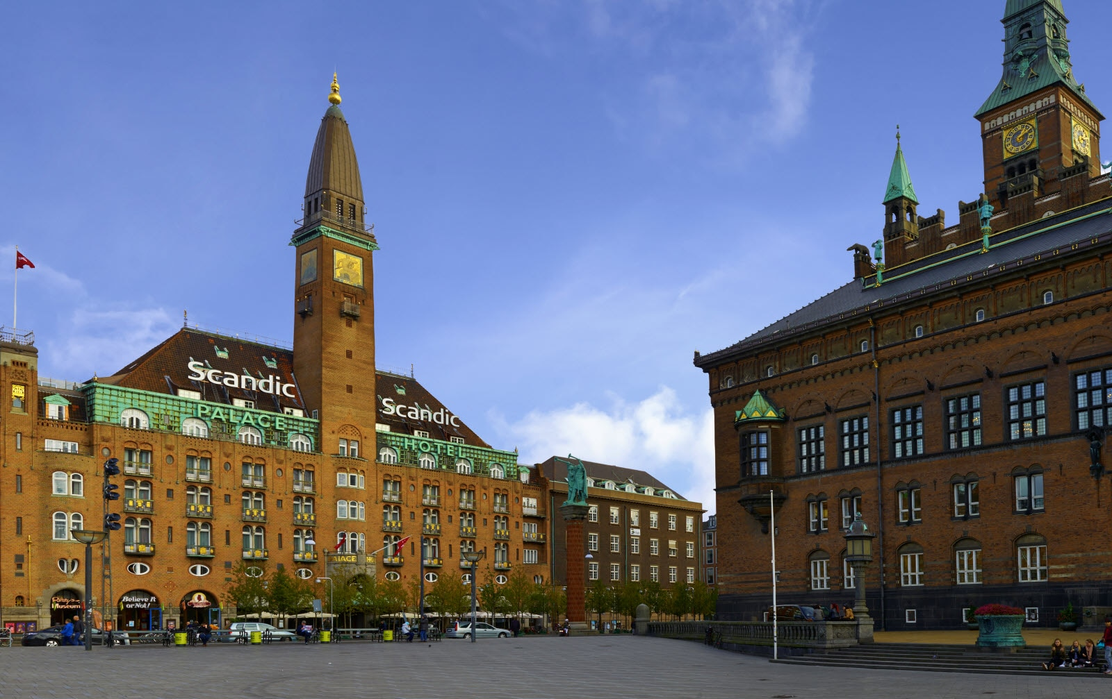 Hotel Scandic Copenhagen Booking