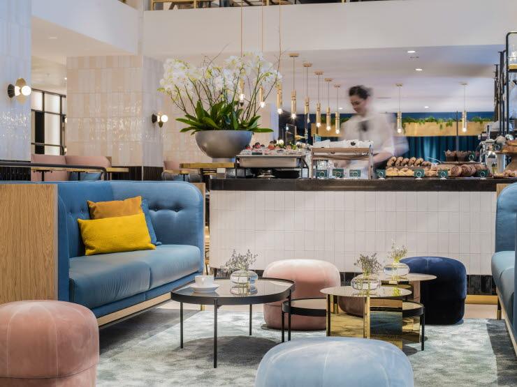 Fabelaktig Café Norge | Scandic Hotels SK-64