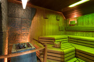 Sauna of Scandic Berlin Kurfürstendamm hotel