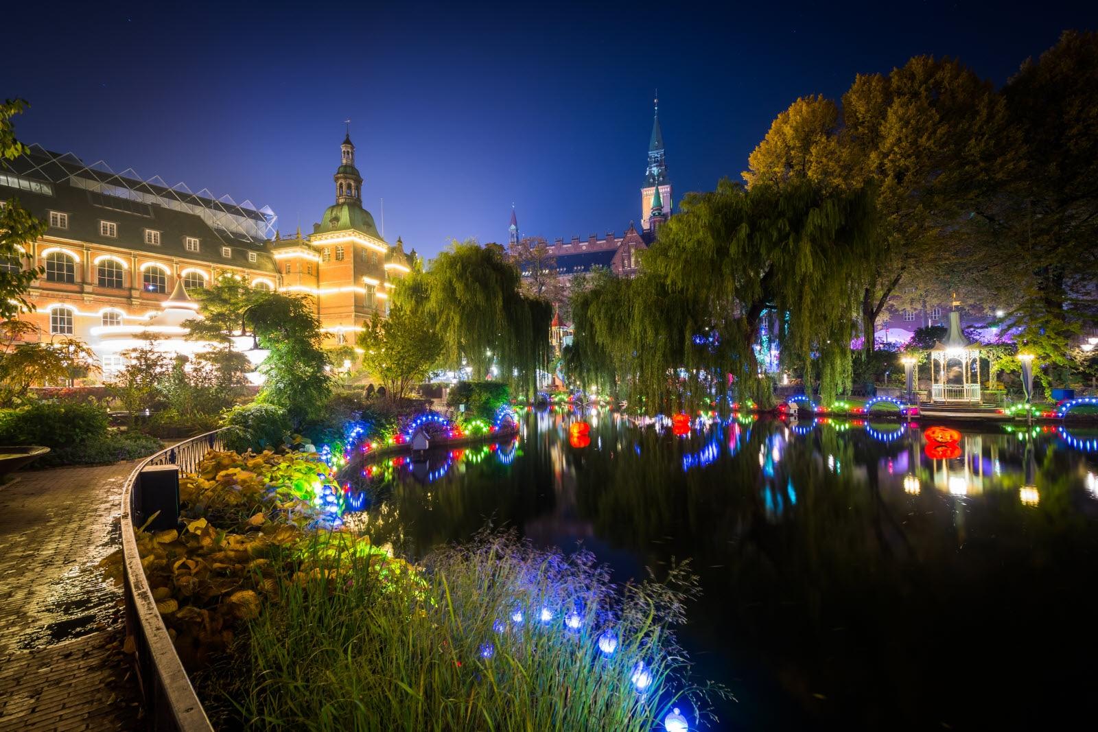 Tivoli Kopenhagen Eintritt