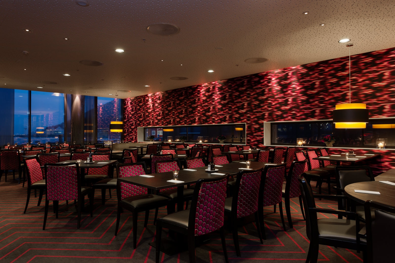 Scandic Rock City, restaurant