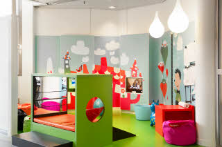 Scandic Crown, Kids playroom, Sigge
