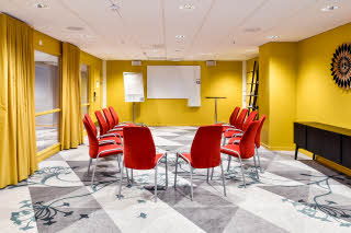 Meeting room Hostmanship
