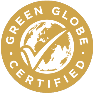 Green Globe Gold Logo