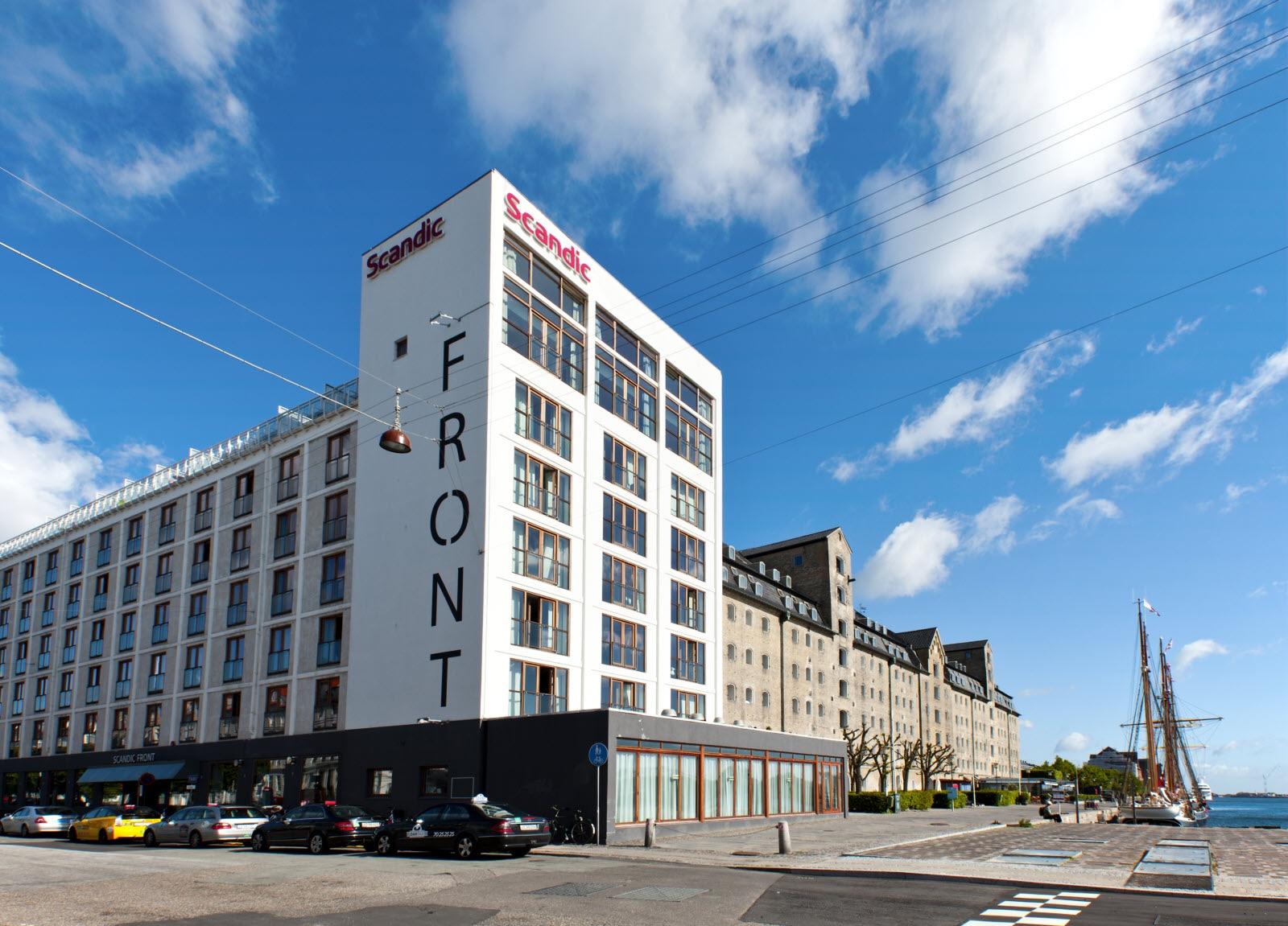 scandic front hotel copenhagen scandic hotels. Black Bedroom Furniture Sets. Home Design Ideas