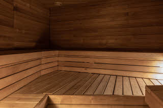 sauna at scandic kaisaniemi in helsinki