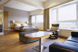Scandic Asker, room, junior suite