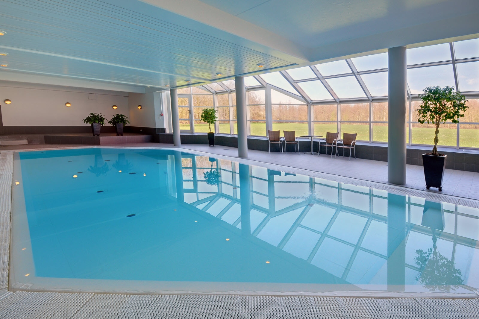 Sonderborg, pool area
