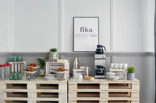 conference fika