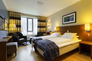 Scandic Sunnfjord Hotel & Spa, Forde, superior room, accessability