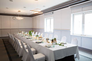 Meeting Room Kopenhaga, Wedding Set Up