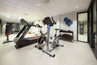 Scandic Elgstua, Gym