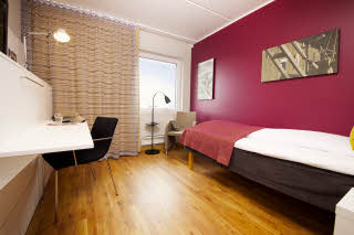 Scandic Haugesund, room, single