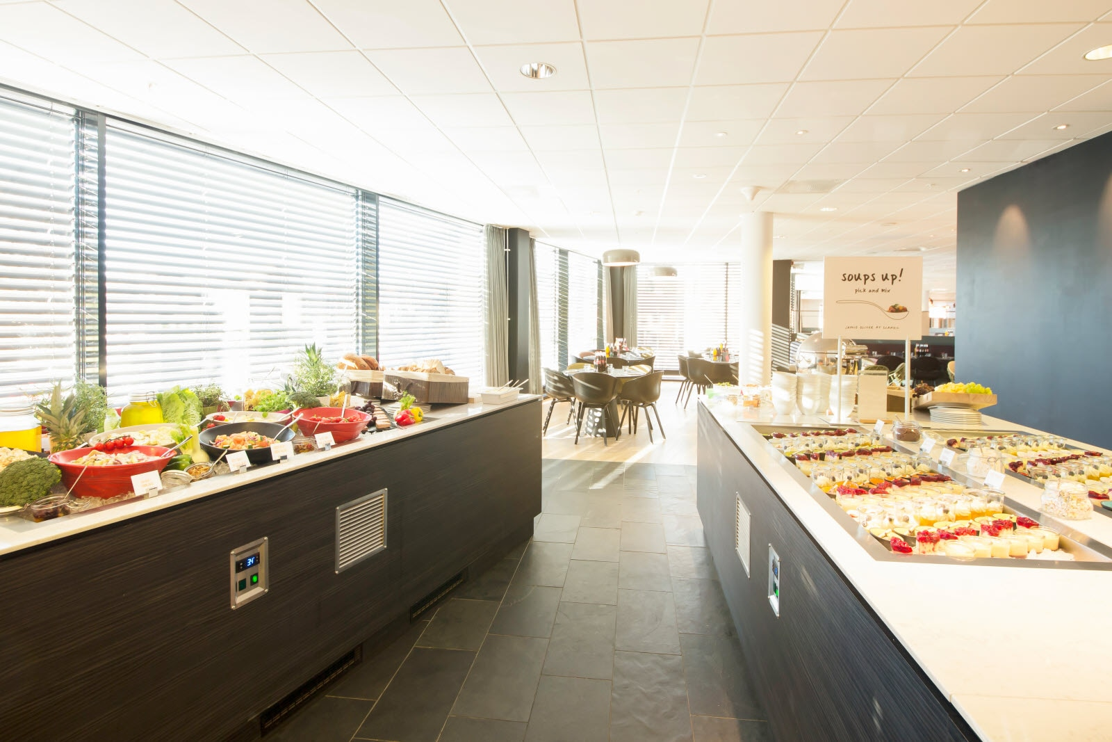 Scandic Lerkendal, breakfast, restaurant, buffet