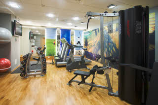 Scandic Winn, gym
