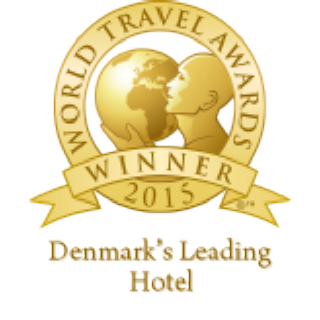 Scandic Palace Hotel is Denmark's Leadin Hotel 2015