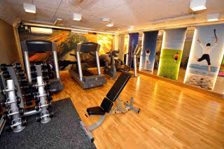 Scandic Klaralven, gym