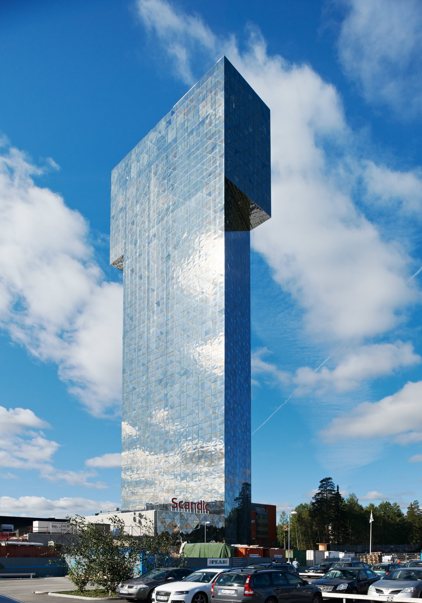 Scandic victoria tower hotel stockholm for Hotel stockholm