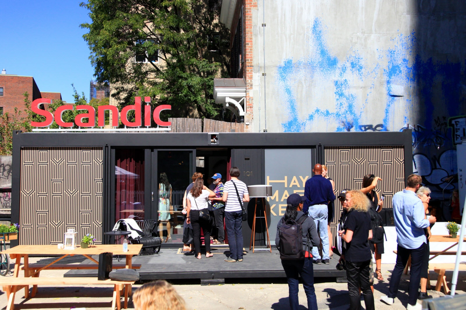 Scandic To Go in NYC