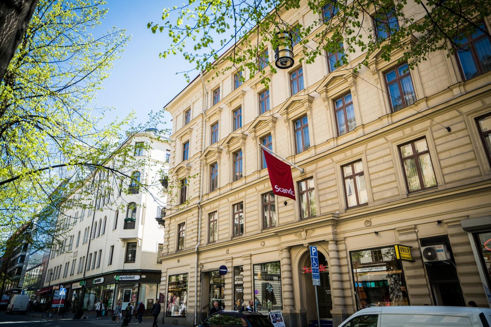 Scandic no 53 hotel stockholm scandic hotels for Hotel stockholm
