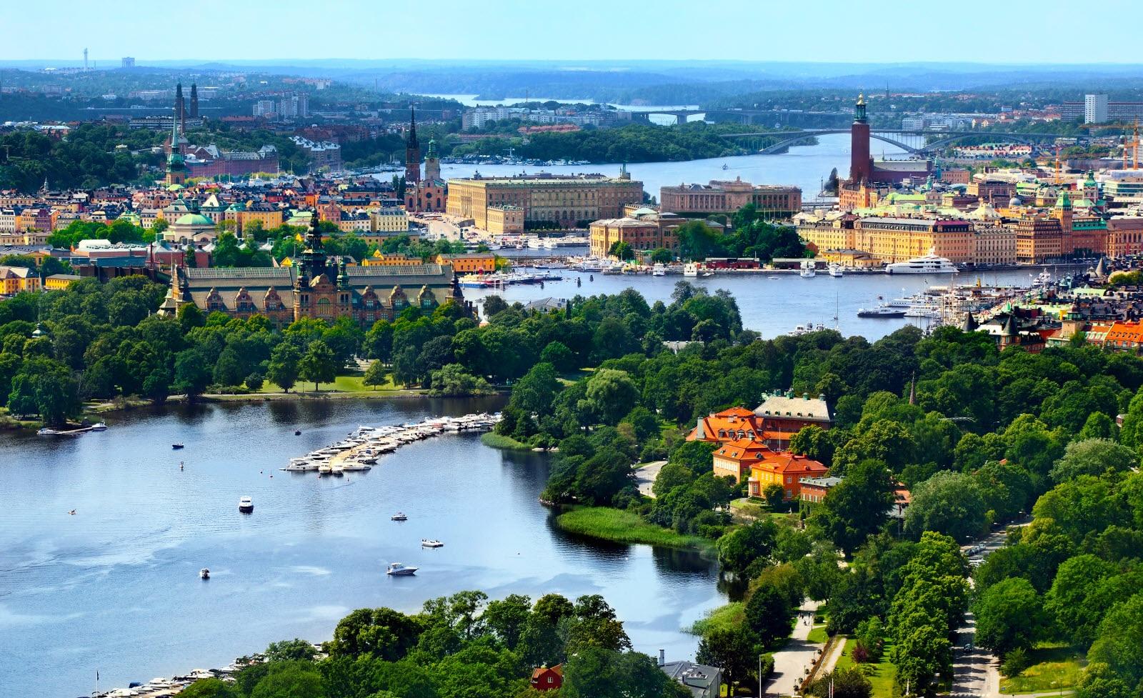 höst stockholm