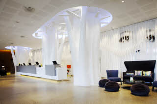 Scandic Copenhagen, reception