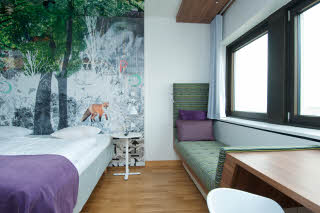 Scandic Copenhagen, standard double room