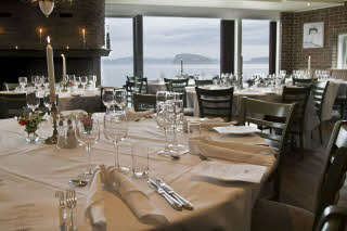 Scandic Hammerfest, Hammerfest, North Norway, restaurant