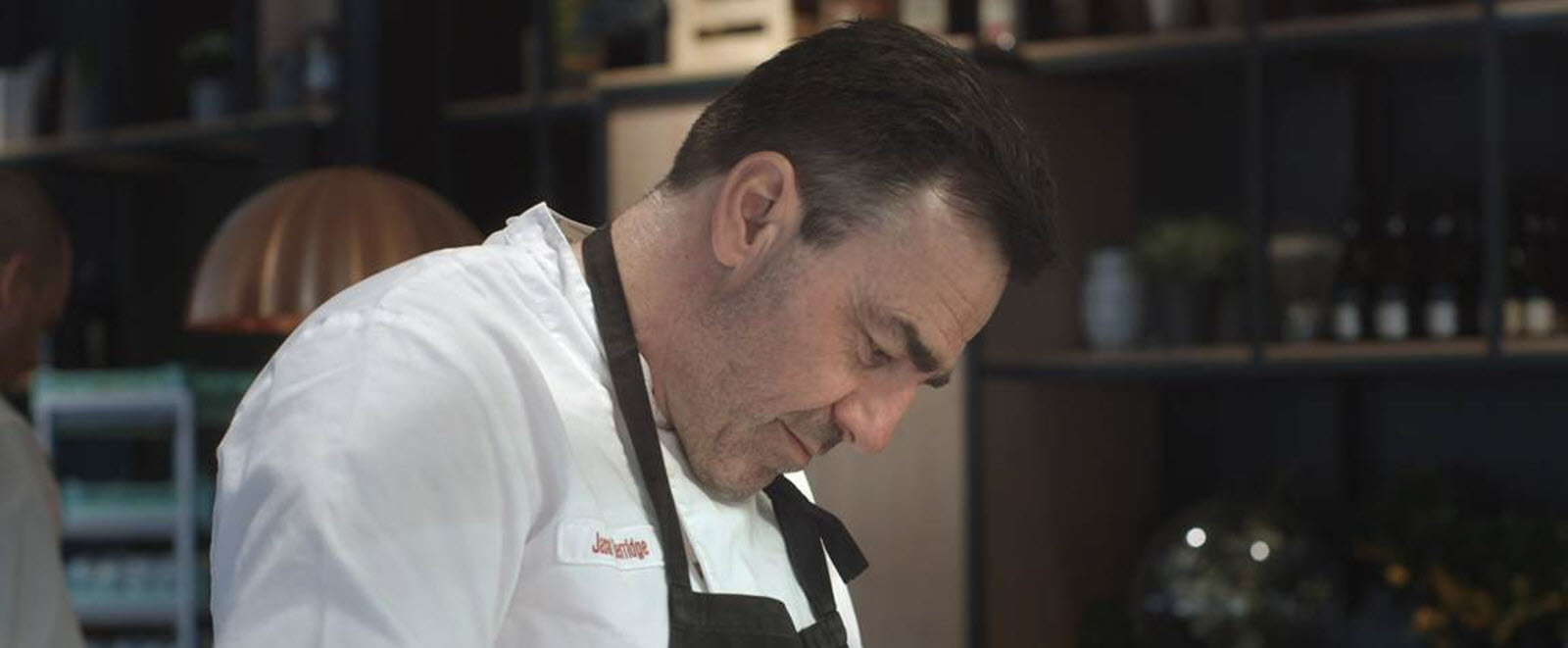 Jason Berridge, Chef