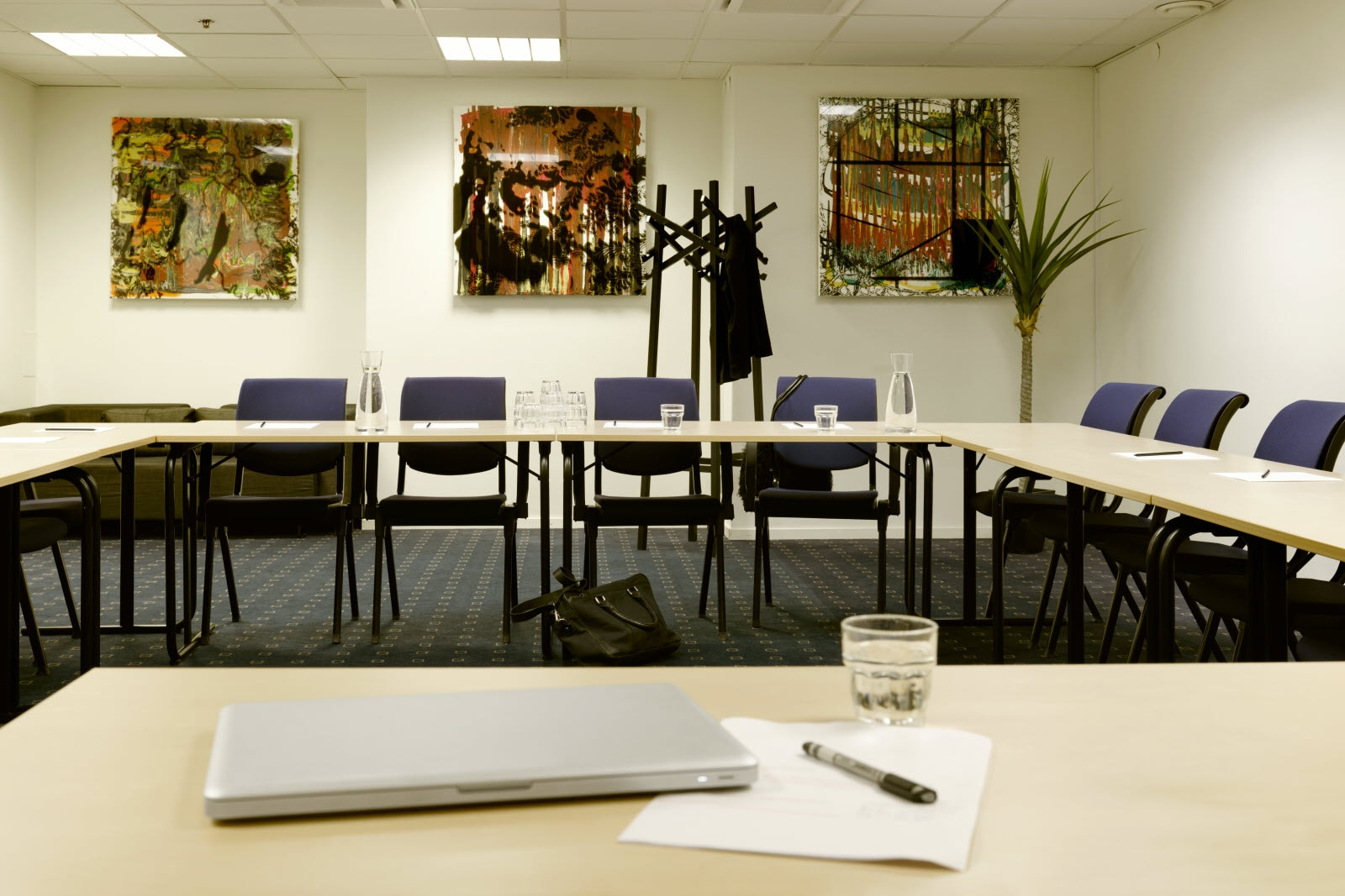 Scandic Malmen, meeting room
