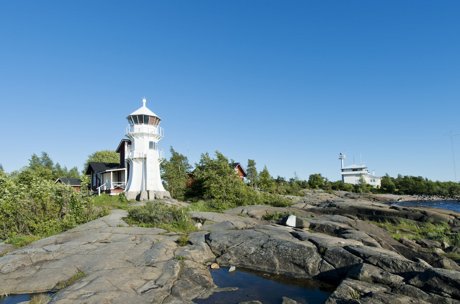 Pori, Kallo lighthouse. Copyright Visit Finland