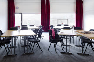 Meeting room, Lyng, Conference