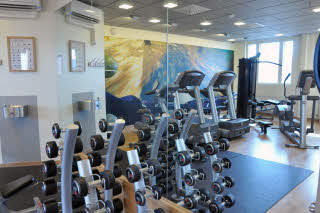 Scandic Star Sollentuna, gym