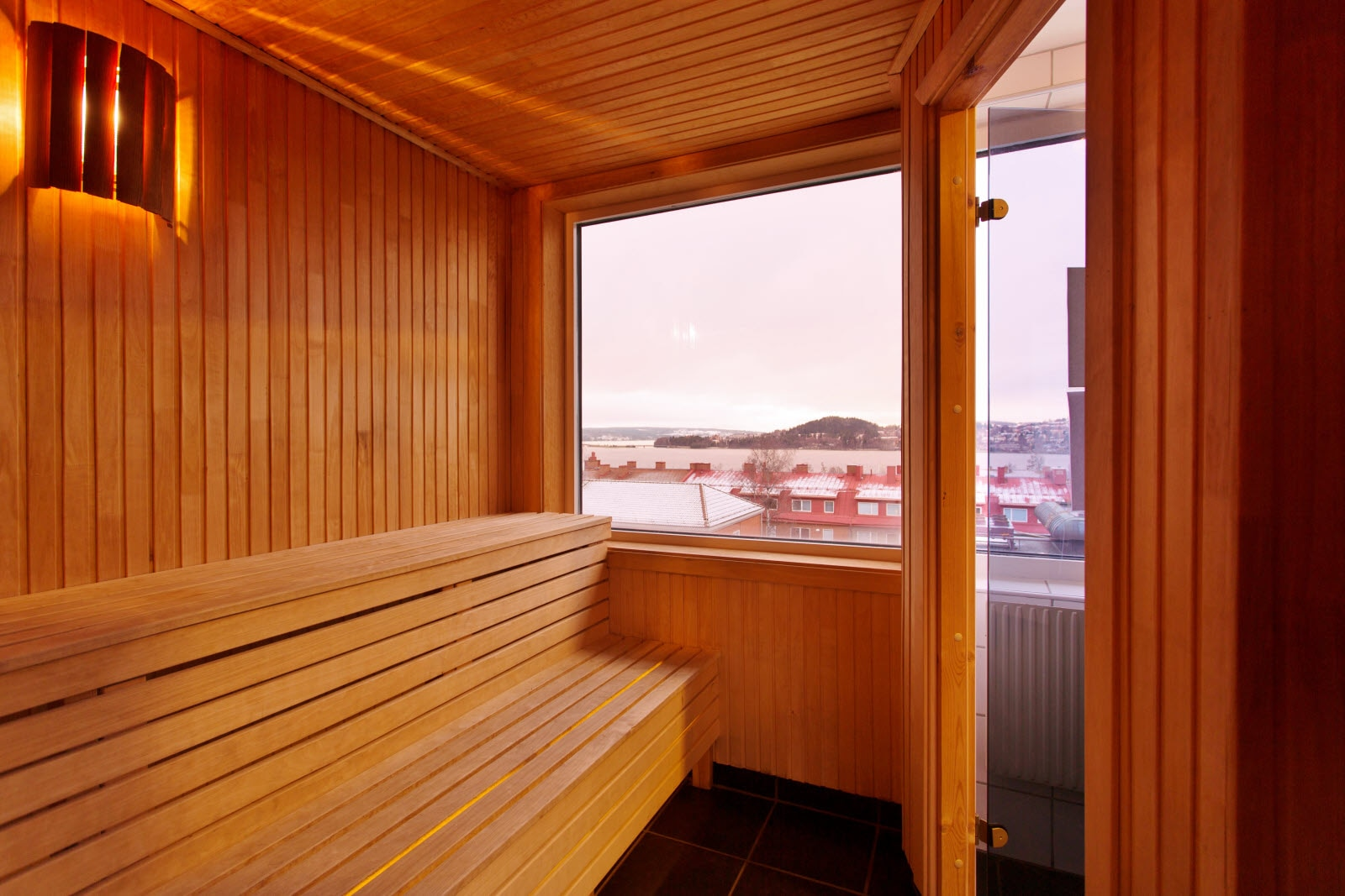 Scandic Ostersund City, Sauna, Relax
