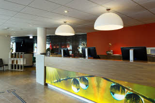 Scandic Stavanger City, reception