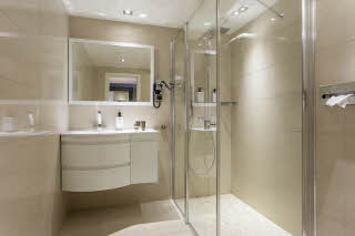 Scandic Ringsaker, Hamar, bathroom, penthouse suite