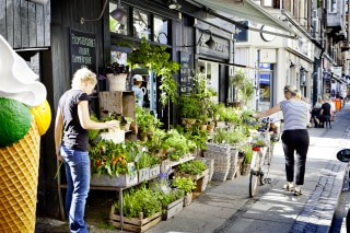 Frederiksberg shopping | Frederiksberg | Photo: Wonderful Copenhagen | Scandic Hotels