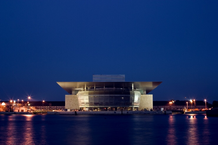The Copenhagen Opera House on Holmen, Christianshavn | Scandic Hotels