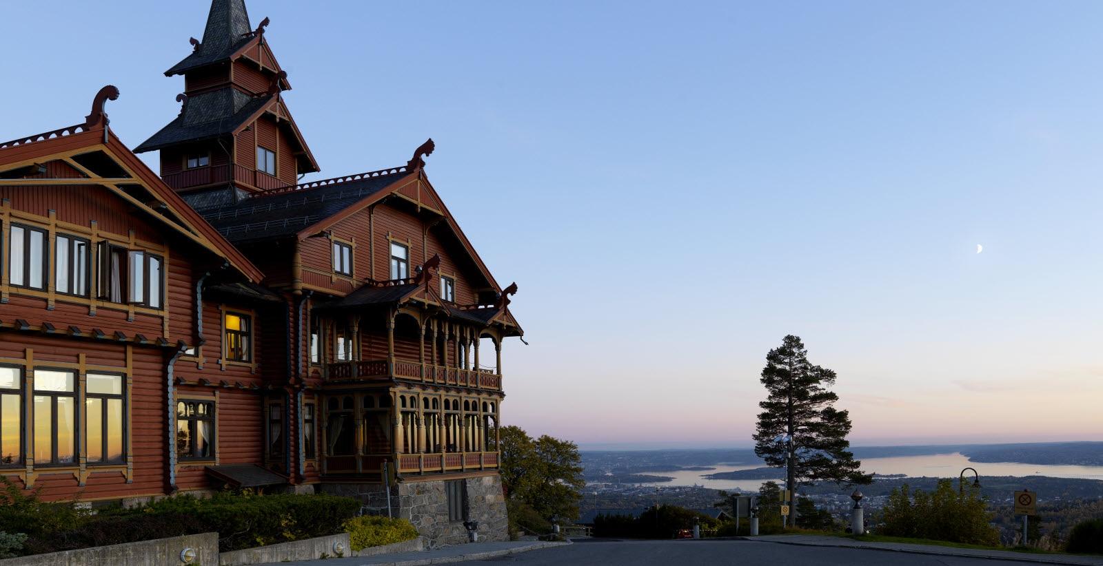 Holmenkollen Park View
