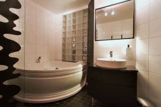 Scandic Ostersund City, Suite, Bathroom