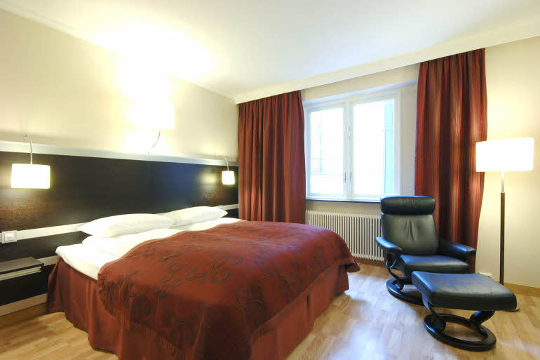 Scandic Bergen City, Double room