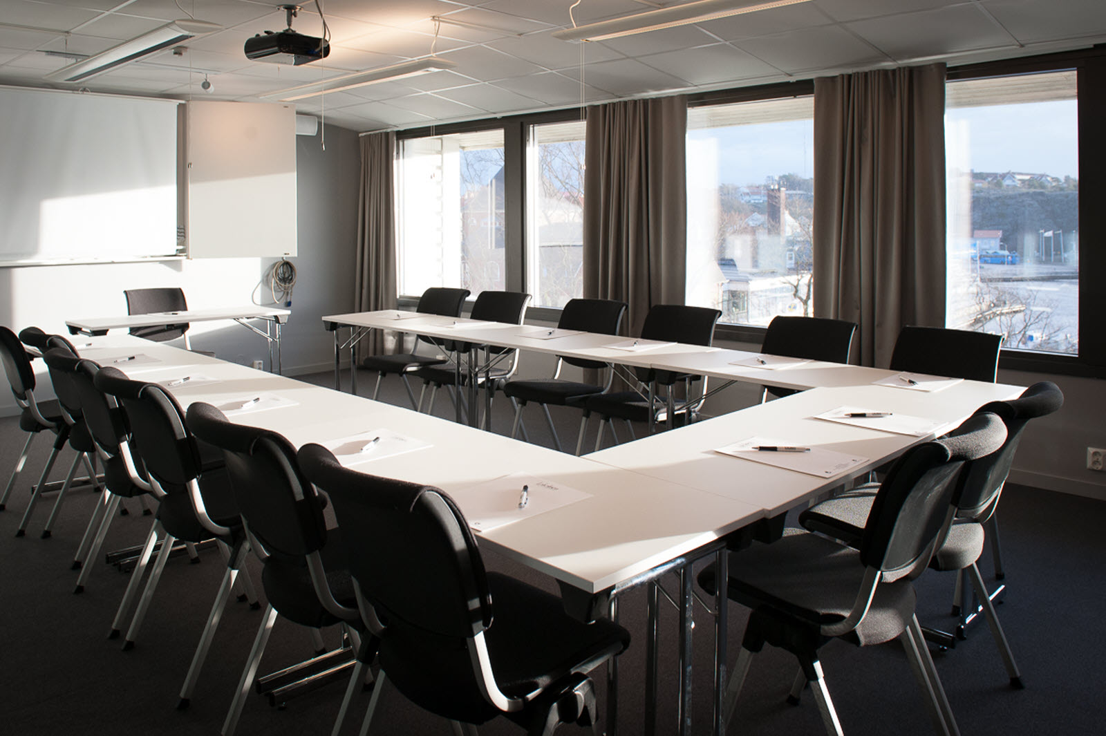 Laholm Hotell, meeting room