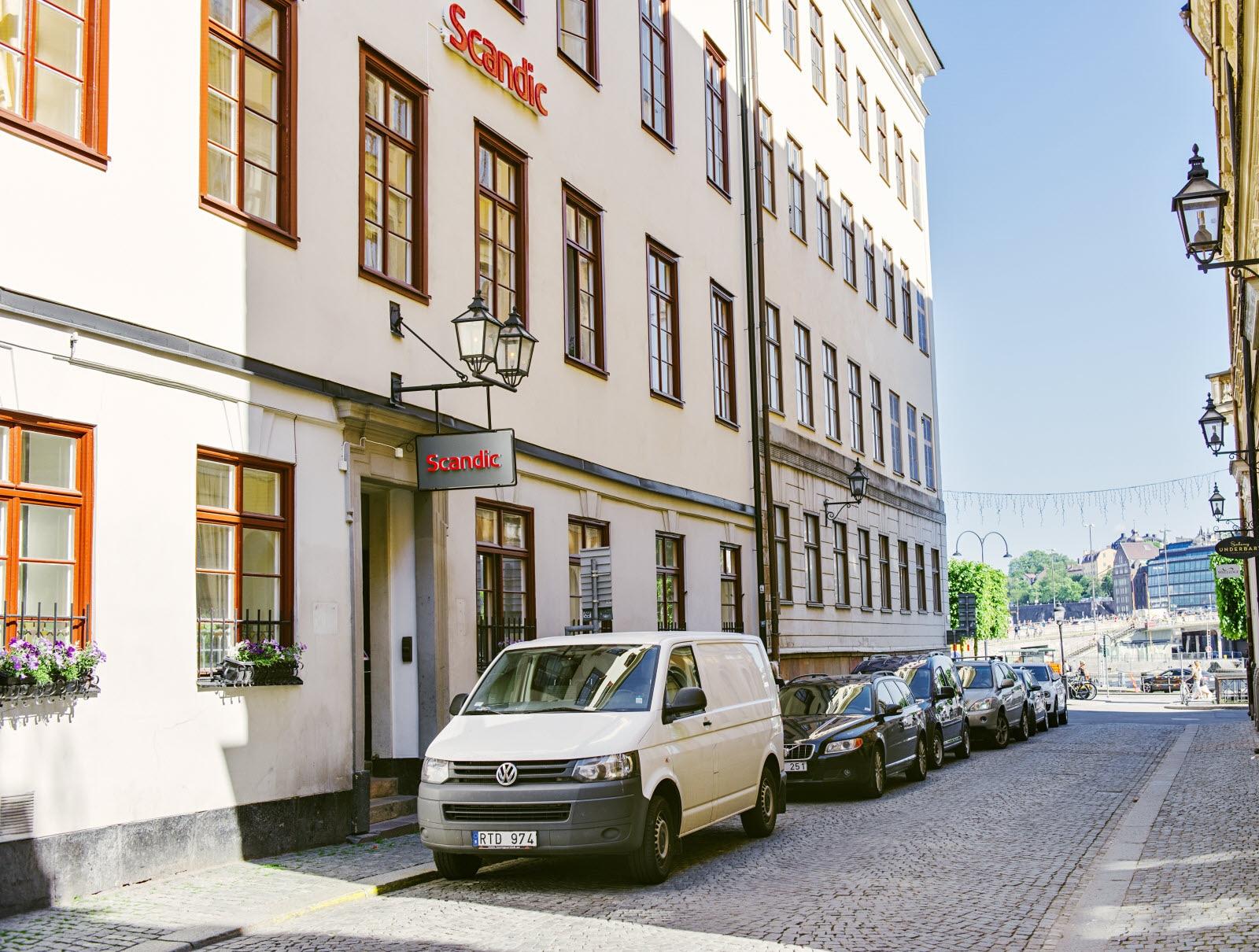 Scandic gamla stan hotel stockholm scandic hotels for Hotel stockholm