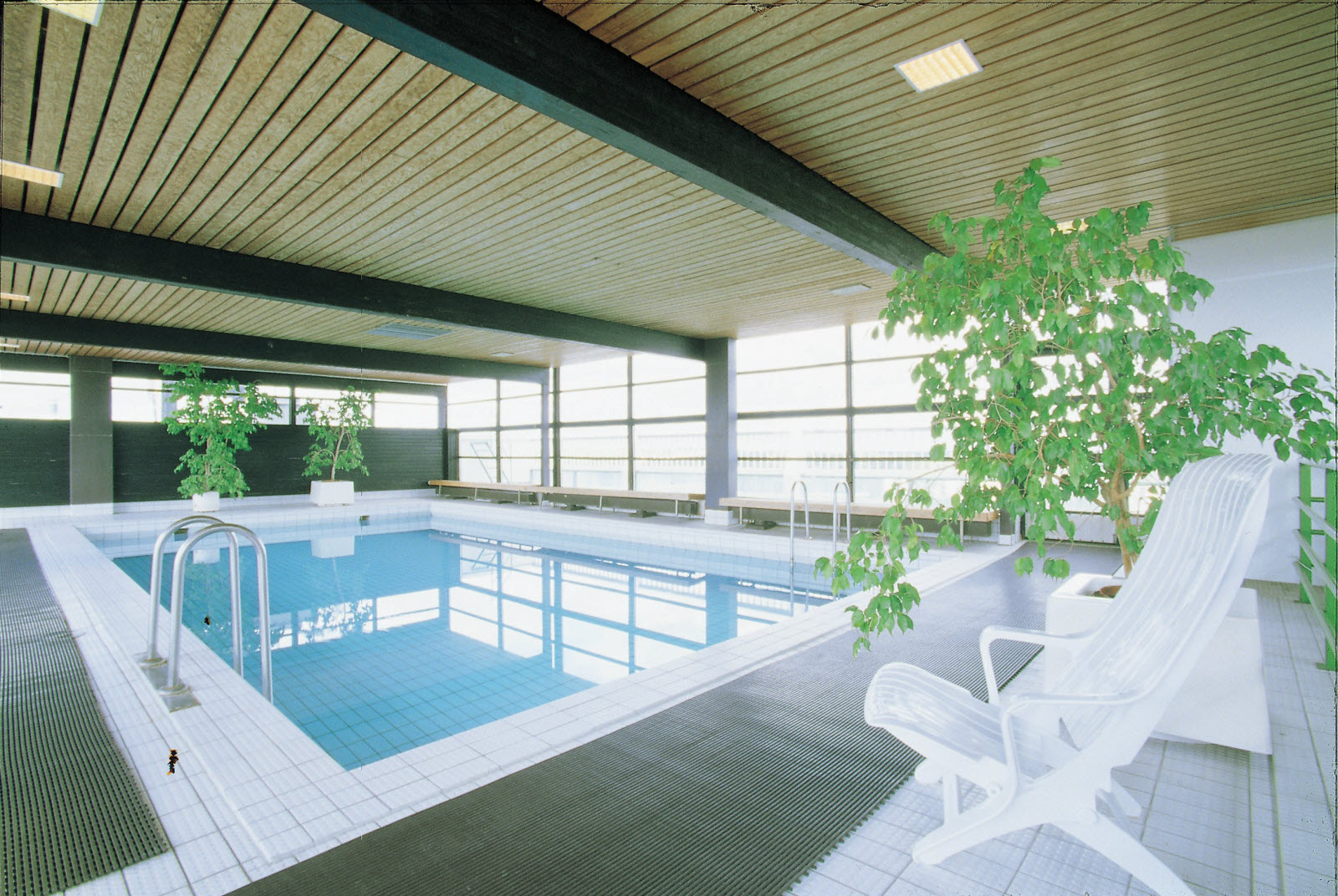 Scandic Espoo, relaxation area, pool